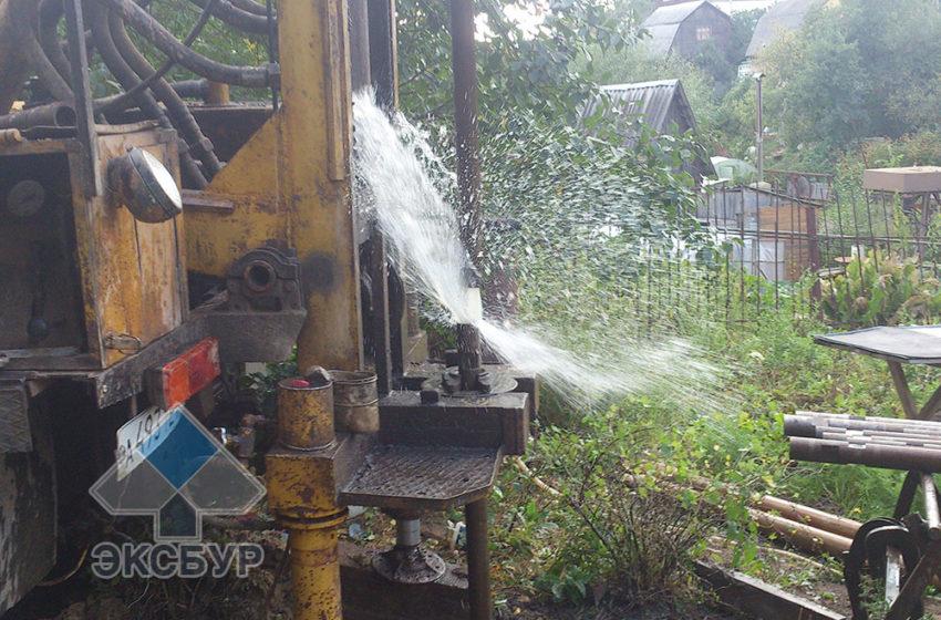 Бурение на воду в Коломне